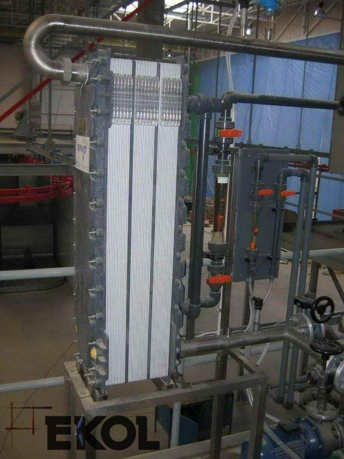 ultrafiltrace-membranova-separace-1 Equipment for surface finishing of steel, aluminum and plastic